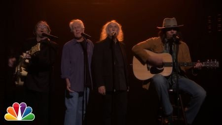 Crosby, Stills & Nash Announce Spring 2015 Tour Dates In Asia And US
