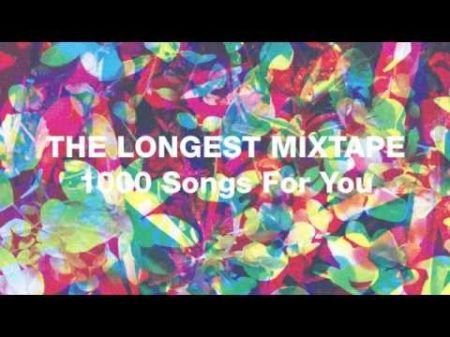Caribou compiles massive 1000-song playlist on YouTube