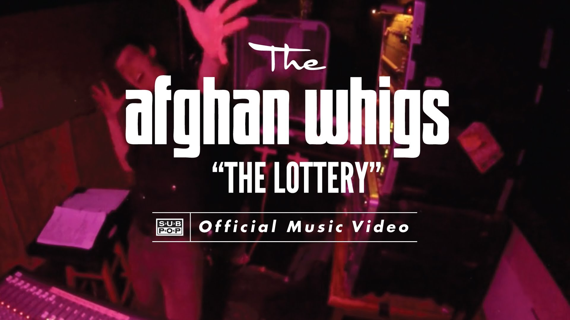 The Afghan Whigs debuts new music video for 'The Lottery'