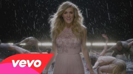 Carrie Underwood's 'Water' holds at #1 on Hot Country Songs, Reba debuts