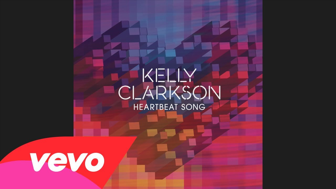 Review: Kelly Clarkson gets her groove back on new single 'Heartbeat Song'