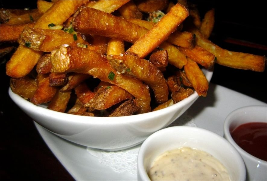 Golden goodness: Experience the best french fries in Palm Beach County