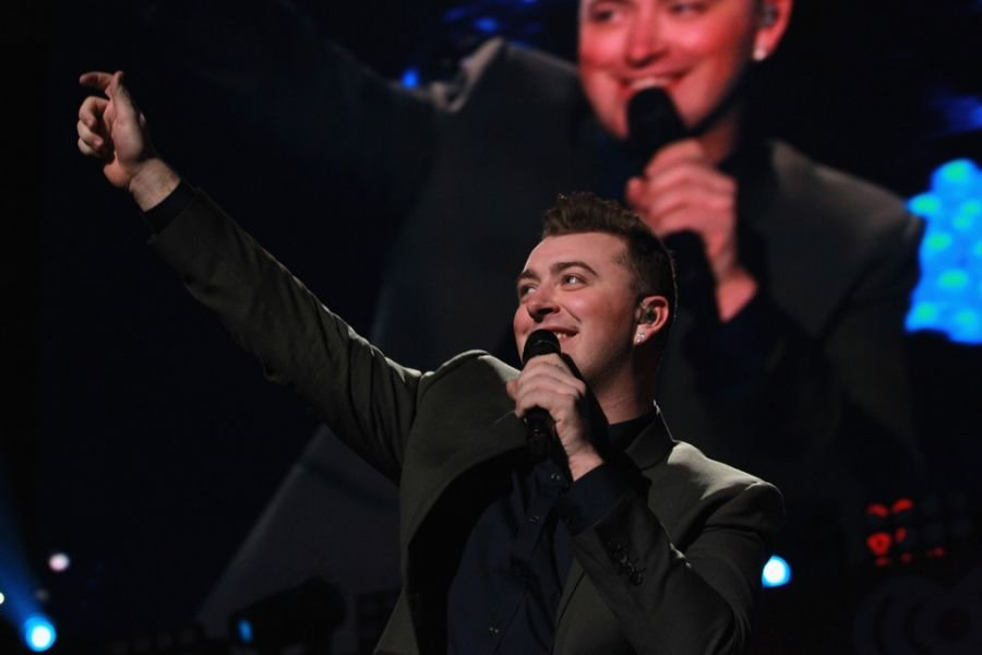 Sam Smith soars past one million mark in albums sold in the U.S.