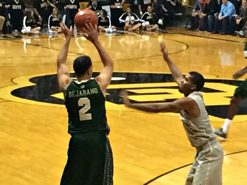 No. 24 CSU loses first game to New Mexico in the Pit