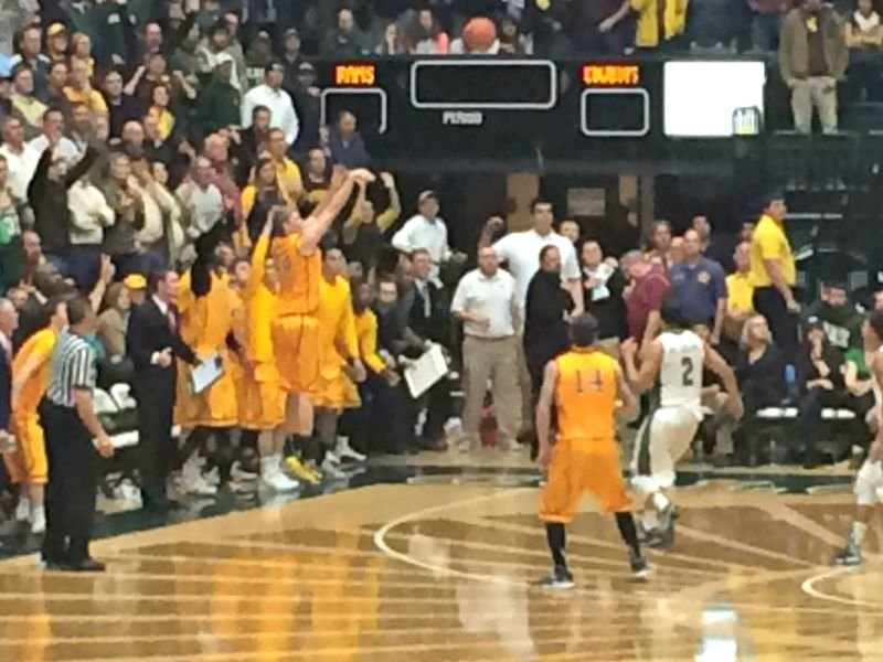 Colorado State loses Border War in front of rocking Rams crowd