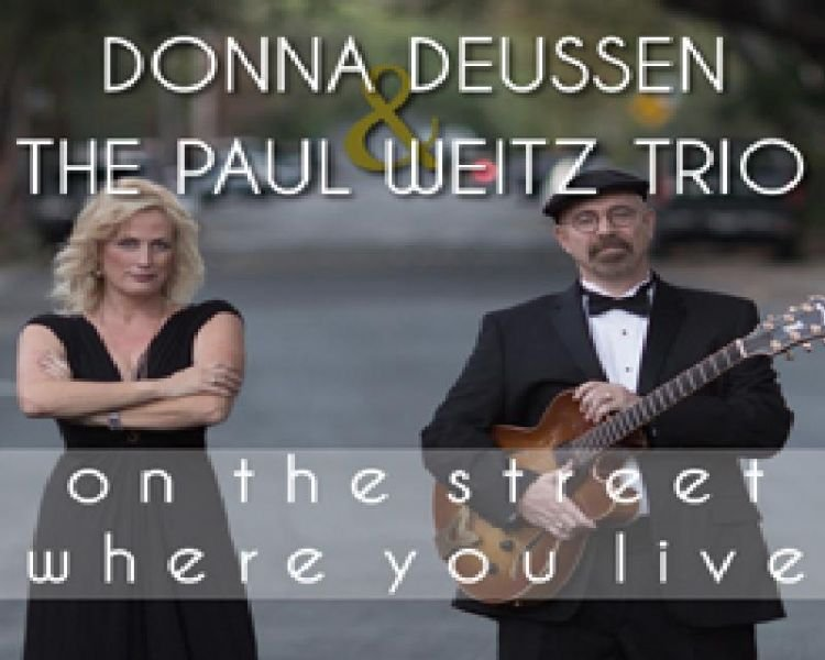 Album review:  The Street Where You Live from Donna Deussen and Paul Weitz Trio
