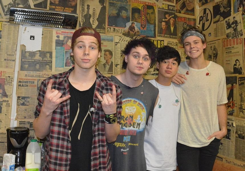 5 essential songs by 5 Seconds of Summer's biggest Influences