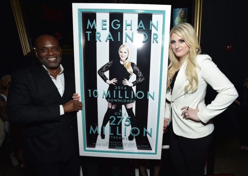 Clinique hosts album release party for Meghan Trainor in Hollywood