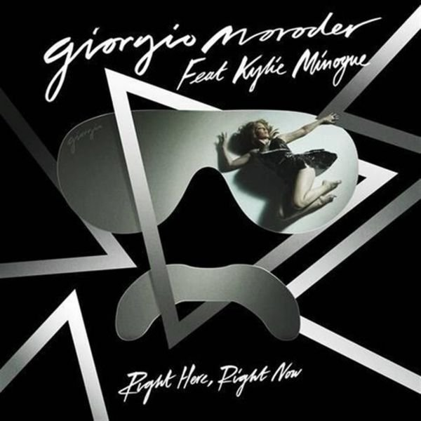 Giorgio Moroder revamps the disco with Kylie Minogue on 'Right Here, Right Now'
