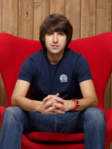Save the date San Diego, comedian Demetri Martin, Balboa Theatre, February 13