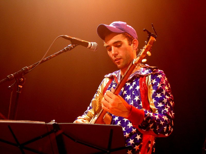 Indie rocker Sufjan Stevens to perform at DPAC May 7