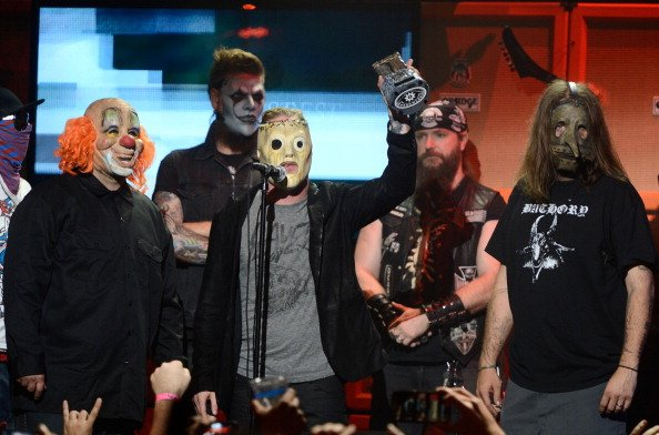 Slipknot returns to the studio after Joey Jordison's departure