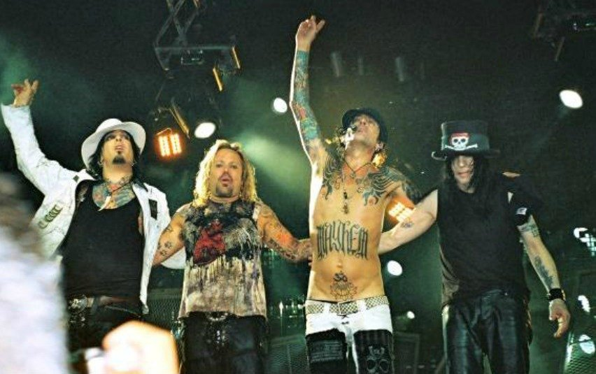 Motley Crue final tour to hit Alamodome