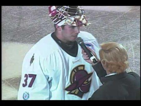 Gwinnett Gladiators goalie Louis Domingue recalled to NHL by Arizona Coyotes