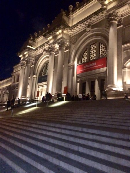 Jazz & Colors at the Met