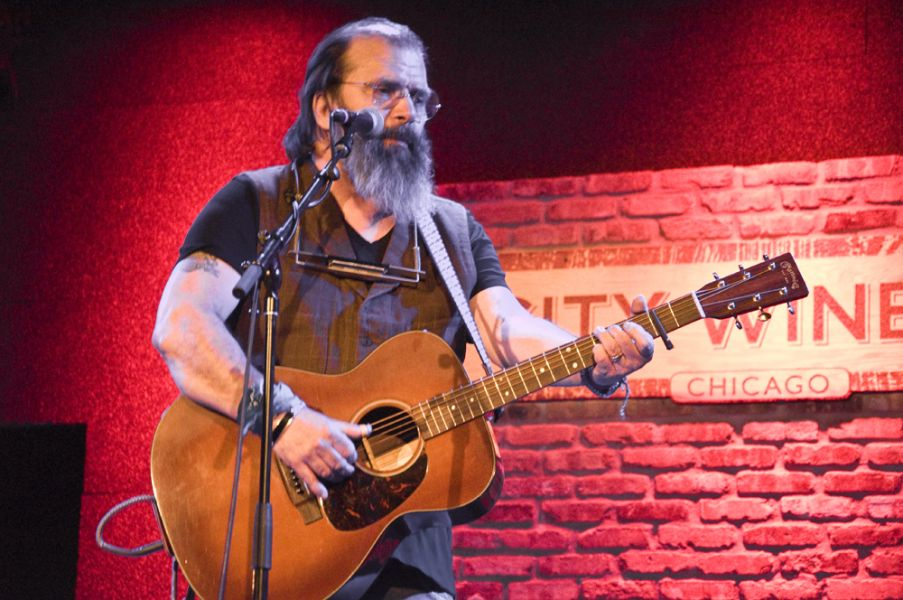 Review: Steve Earle plays four sold out shows at City Winery Chicago ...