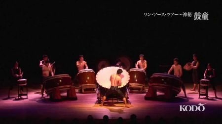 They've got the beat: Kodo's taiko drum show a highlight of upcoming concerts