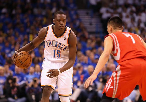 Oklahoma City Thunder: Reggie Jackson not making good case ...