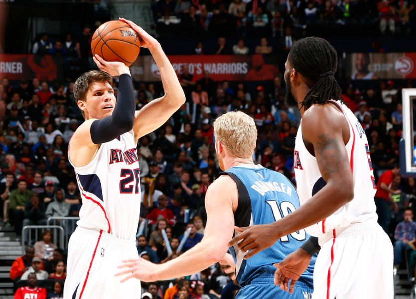 34d5aa5f8 Former Utah Jazz guard Kyle Korver now an NBA All-Star on the cusp of  history