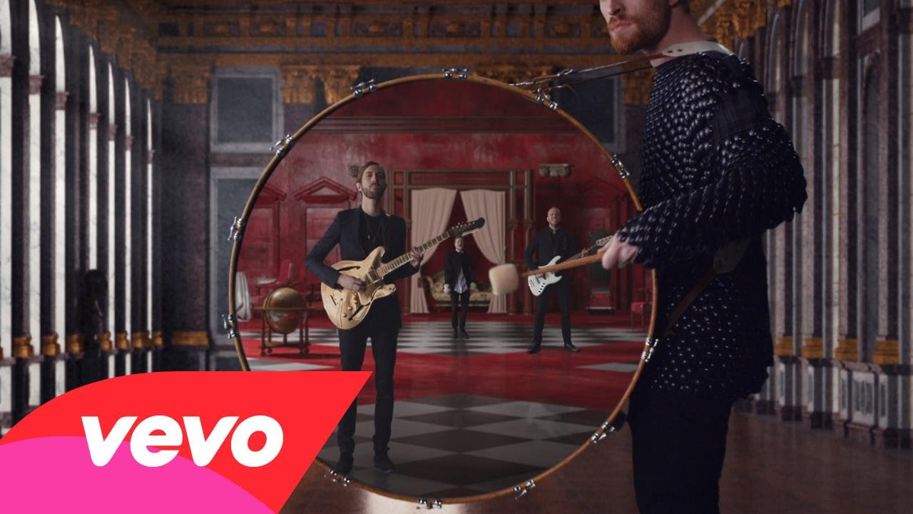 Imagine Dragons release official music video for new single 'Shots'