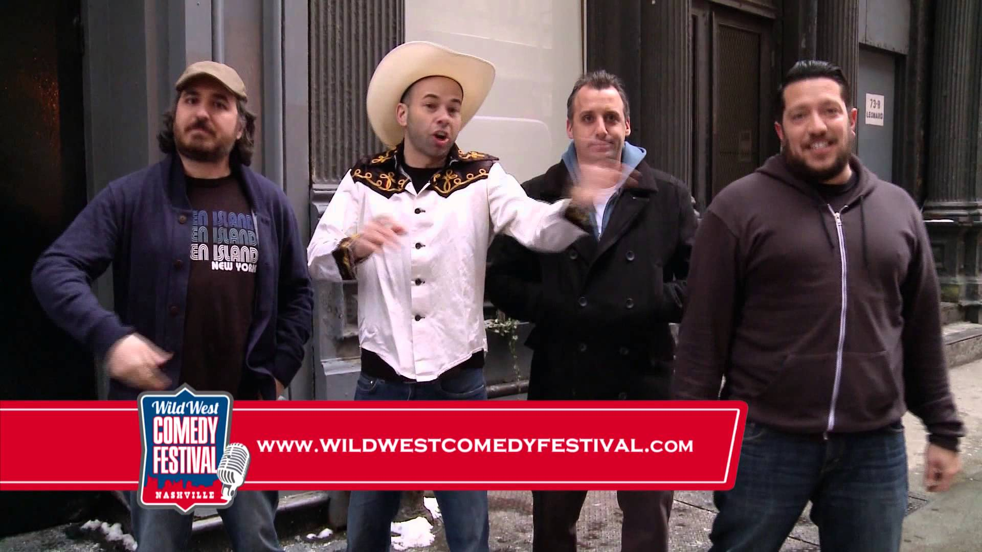 Second impractical jokers show added to wild west comedy festival axs second impractical jokers show added to wild west comedy festival m4hsunfo