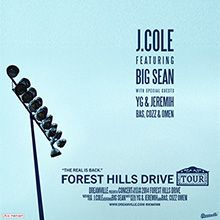 J cole schedule dates events and tickets axs j cole m4hsunfo