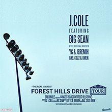 J cole kod tour 2018 tickets in las vegas at t mobile arena on fri bio j cole m4hsunfo