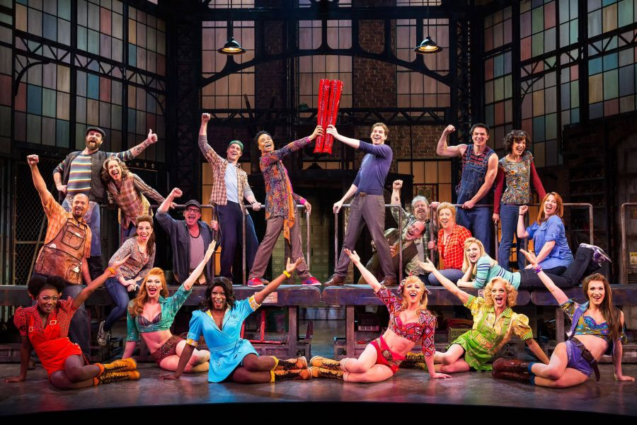on sale bea72 8e980 Kinky Boots stomps into Tennessee Performing Arts Center for week engagement