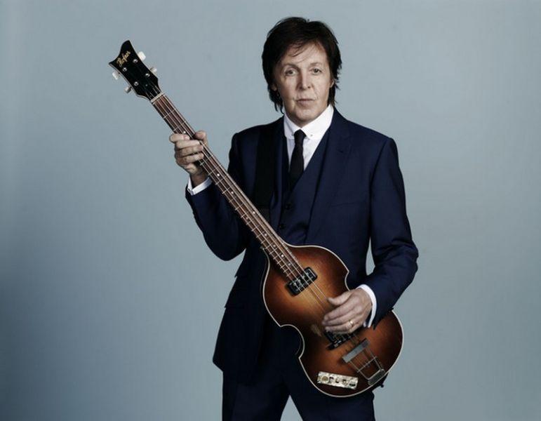 McCartney producer gets Grammy nod; Beatle talks nasty virus, missing Lennon