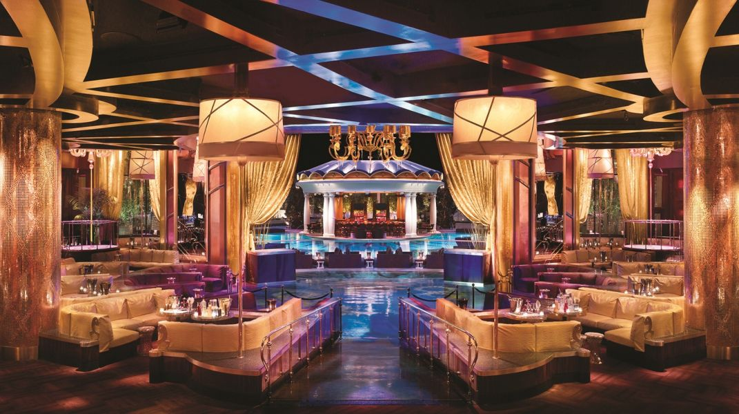 XS Nightclub ranks No. 1 on Nightclub & Bar's 2015 Top 100