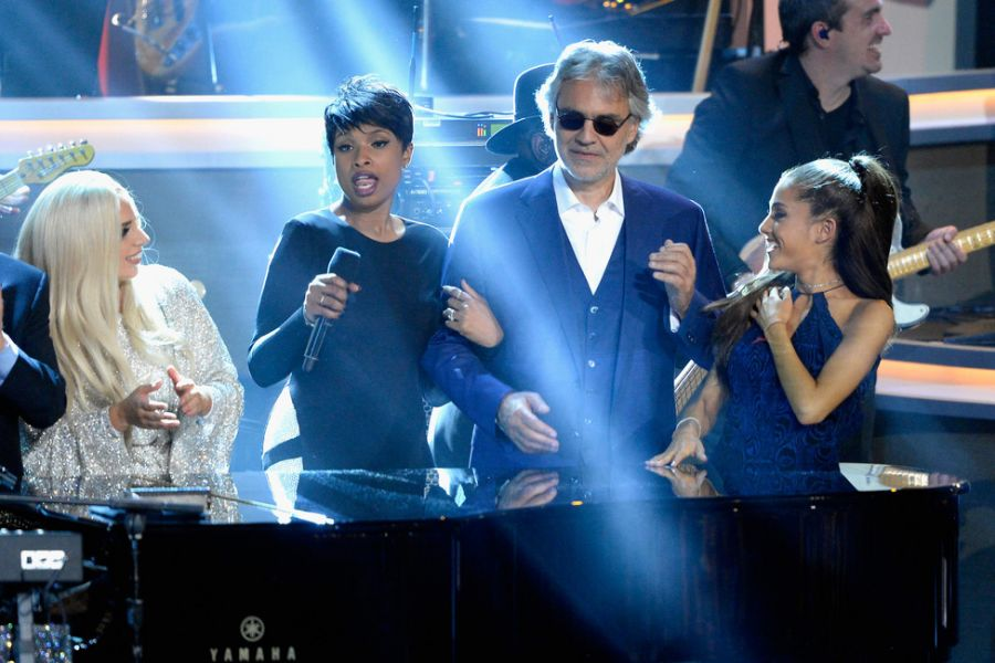 All-Star GRAMMY salute to Stevie Wonder airs Sunday