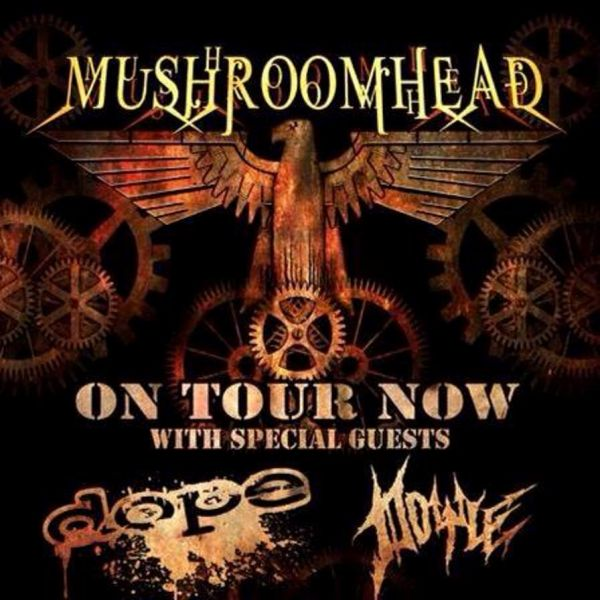 Catch heavy metal band Mushroomhead, live at El Corazon in Seattle