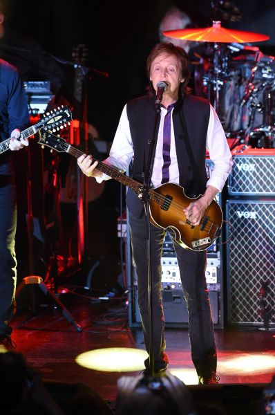 Paul McCartney confirms he'll headline Firefly Music Festival