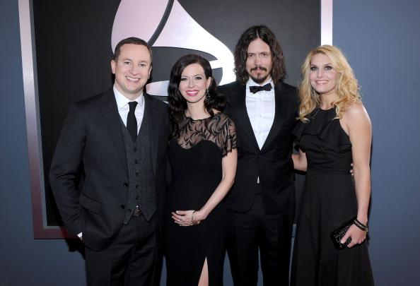 Levon Helm wins Best Americana Grammy; Civil Wars, Krauss take home two each
