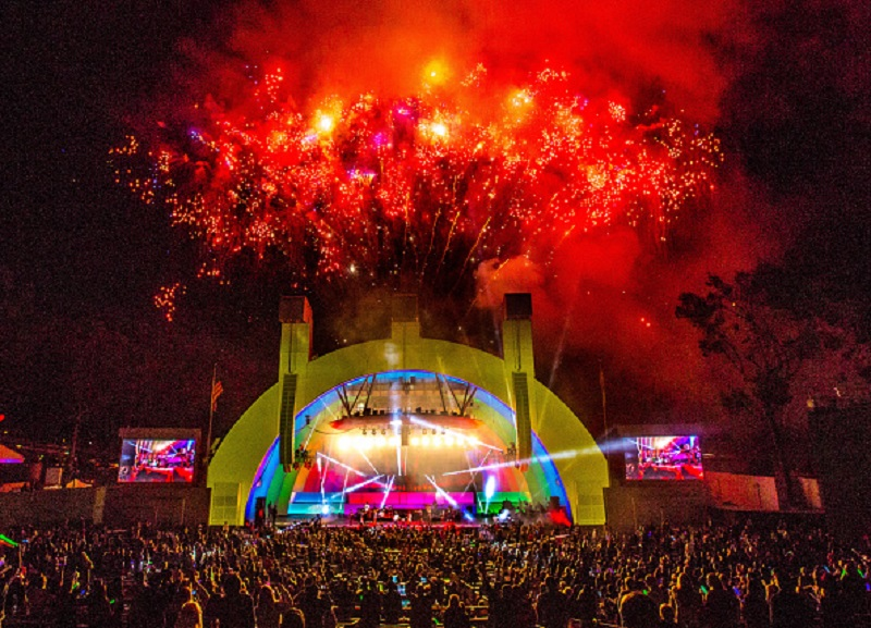 Hollywood Bowl announces their 2015 Season