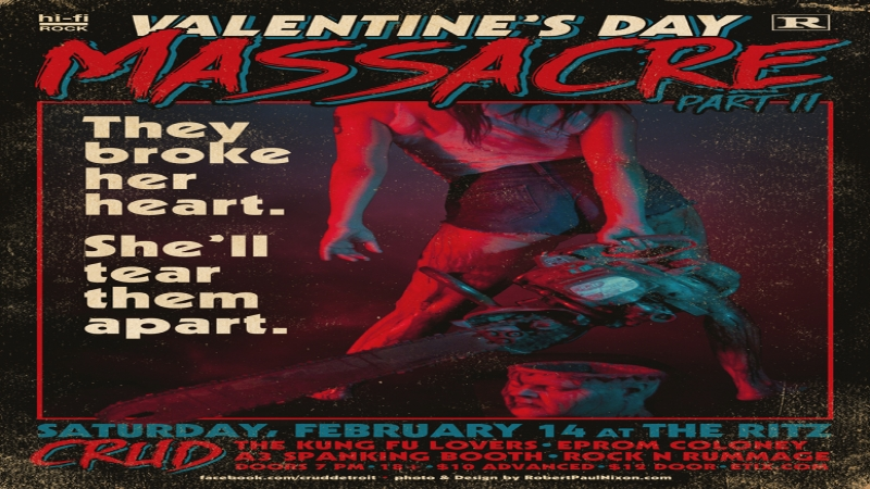 best valentines day concerts in detroit