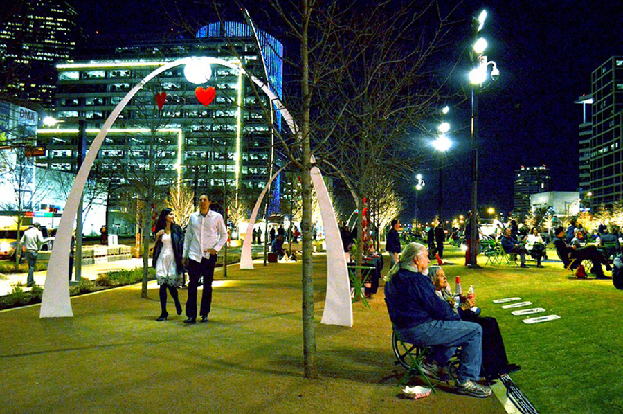Most Romantic Outdoor Spots To Take Your Valentine In Dallas Ft. Worth