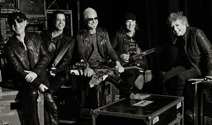 Scorpions tickets at 1STBANK Center, Broomfield