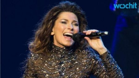 Shania Twain set to rock in New York this summer