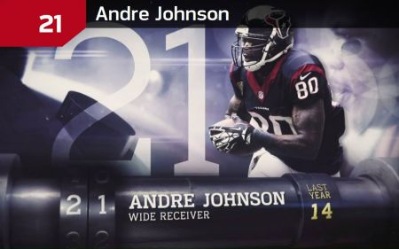 Houston Texans: Andre Johnson officially released by Texans