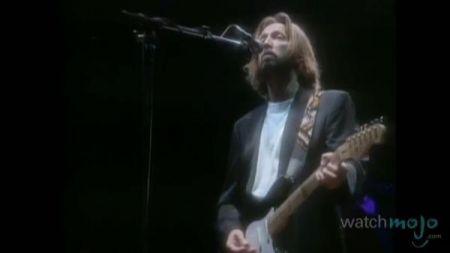 Eric Clapton celebrates 70th birthday at Madison Square Garden