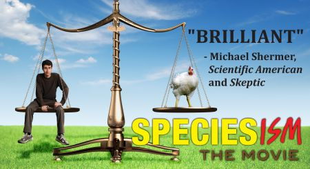 'Speciesism:  The Movie' examines the relative value of different species