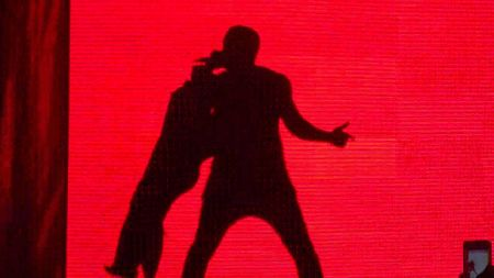 Glastonbury headliner Kanye West sparks online petition
