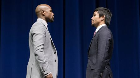 Ultimate Face-Off ends at the MGM Grand Arena in Las Vegas May 2