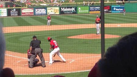Philadelphia Phillies: Odubel Herrera might fit in center field