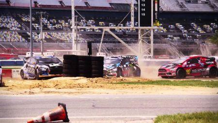 Chip Ganassi Racing enters into Red Bull Global Rallycross