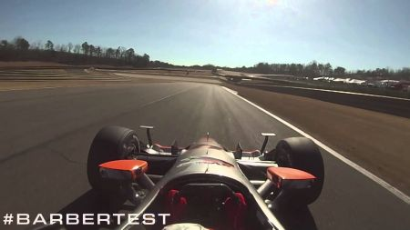 KV Racing's Bourdais, Coletti look forward to 2015 IndyCar season