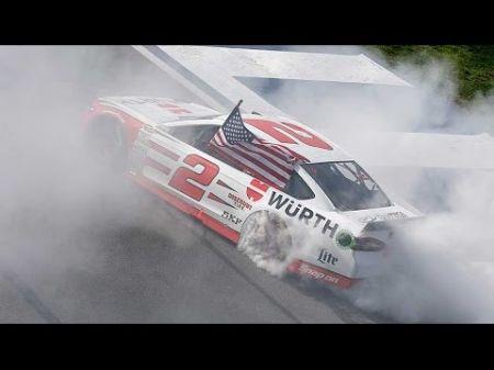 NASCAR slams Brian Scott's team with P4 rules violation