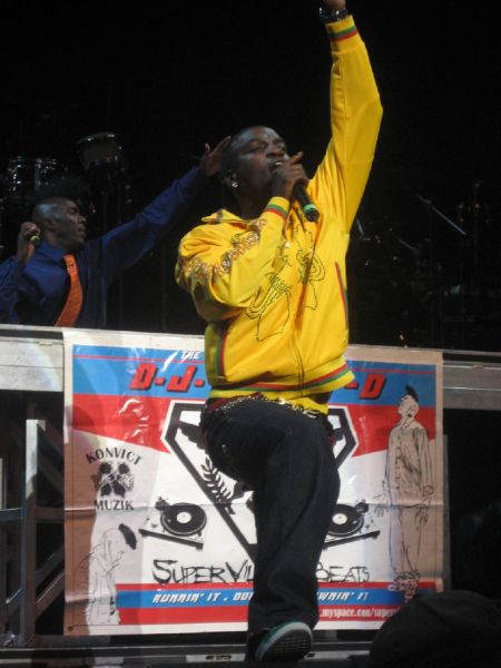 5 things you didn't know about Akon