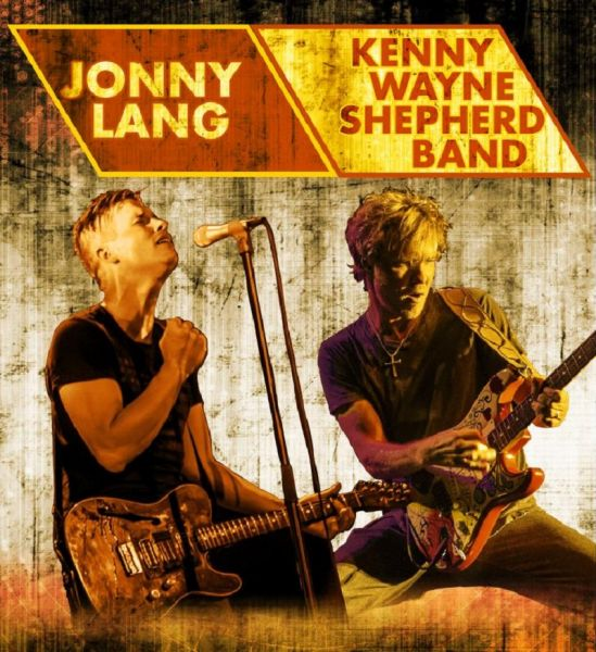 Kenny Wayne Shepherd Band & Jonny Lang to embark on a co-headlining tour